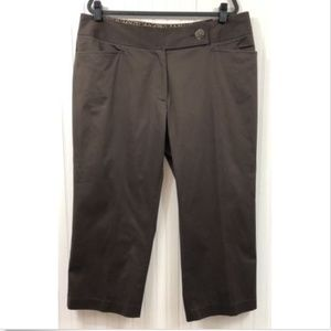 Lane Bryant NWT Houston Cropped Capri Pants Sz 18